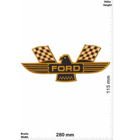 Ford Ford - gold - 27 cm - BIG
