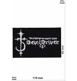 The Fury of Our Maker's Hand  DevilDriver - The Fury of Our Maker's Hand - silver- Heavy Metal