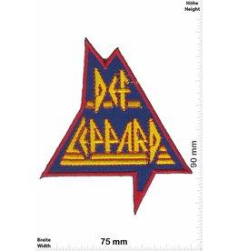 Def Leppard Def Leppard - blue - Hard-Rock-Band