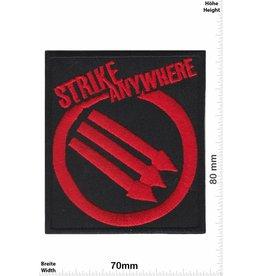 Musik Strike Anywhere - red - Polit-Melodic-Hardcore-Band