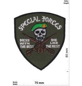 Special Forces Special Forces - Mess with the best