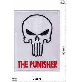 Punisher The Punisher - white