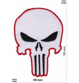Punisher Punisher - white red
