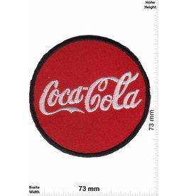 Coca Cola Coca Cola - round - black