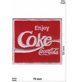 Coca Cola Enjoy Coca Cola - square