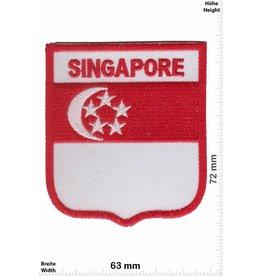 Singapore Singapur - Singapore - Wappen