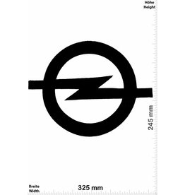 Opel OPEL - sign - 32 cm
