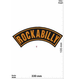 Rock n Roll Rockabilly - 33 cm