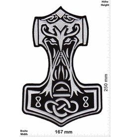 Thor Thor Hammer - Celtic - Wikinger- 25 cm