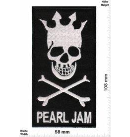 Pearl Jam Pearl Jam - Skrull - silver