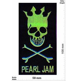 Pearl Jam Pearl Jam - Skrull - neongreen