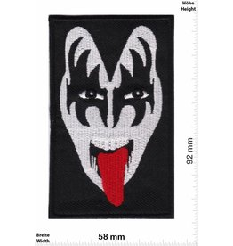 Kiss Kiss - The Demon – Gene Simmons