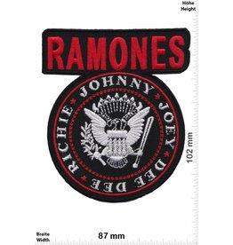 Ramones Ramones - HQ - round