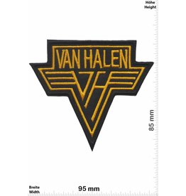 Van Halen Van Halen - gold -Hard-Rock-Band