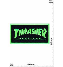 Thrasher Thrasher Magazine - neongreen - Skater