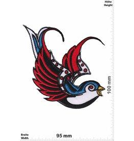 Vögel, Oiseau, Bird Bird left -  color