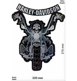 Harley Davidson Harley Davidson - Skull Chopper - 27 cm