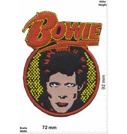 David Bowie Bowie - David Bowie- round
