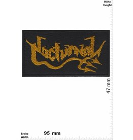 Nocturnal Nocturnal - Unholy Thrash Metal