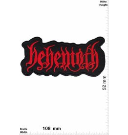 Behemoth Behemoth - Death Metal - red