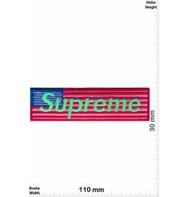 Supreme Supreme - USA - neongreen