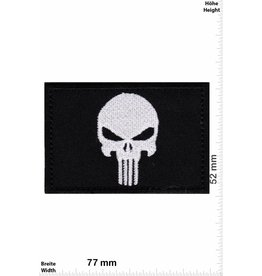 Punisher Punisher - black -Flag