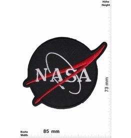 Nasa Nasa - schwarz silber - round