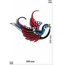 Vogel Bird - Oldschool - 30 cm