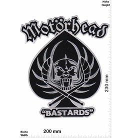 Motörhead Motörhead - Bastards - 23 cm