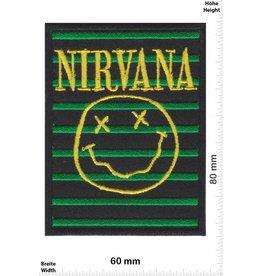 Nirvana Nirvana - Smiley - black / green
