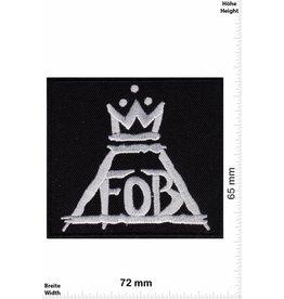 Fall Out Boy Fall Out Boy - Logo- Alternative-Rockband