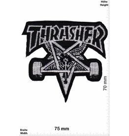 Thrasher Thrasher - black