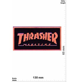 Thrasher Thrasher Magazine - orange - Skater