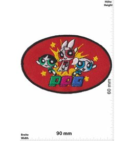 Powerpuff Girls The Powerpuff Girls - Cartoon Network