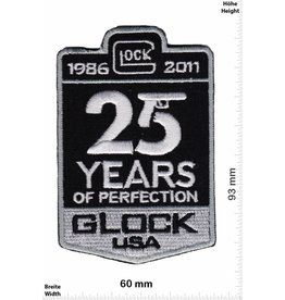 Glock GLOCK - 25 Years Perfection - USA