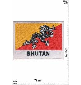 Bhutan Bhutan - Flagge