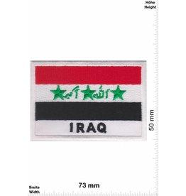 Iraq - Flag Irak - Iraq - Flagge