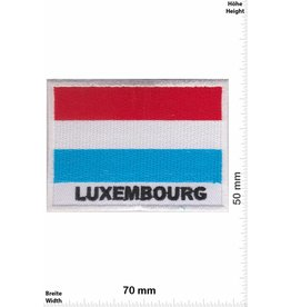 Luxembourg Luxembourg - Flag