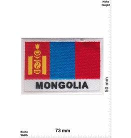 Mongolia Mongolia- Flag