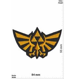 USA Adler - Pyramide - gold