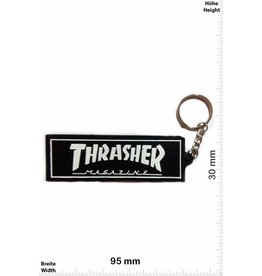 Thrasher Thrasher Magazin - black
