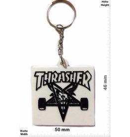 Thrasher Thrasher - Skater- weiss