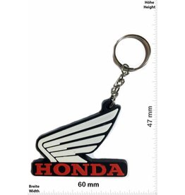 Honda HONDA - Wings - white red