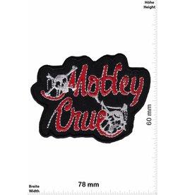 Motley Crue Motley Crue - red silver