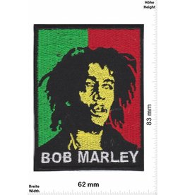 Bob Marley  Bob Marley -green red