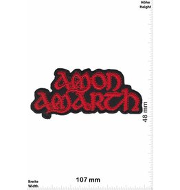 Amon Amarth Amon Amarth - red - Melodic-Death-Metal
