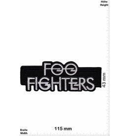 Foo Fighters Foo Fighters - US Rockband - silver