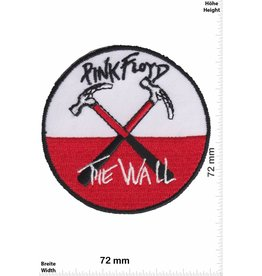 Pink Floyd Pink Floyd - The Wall - red