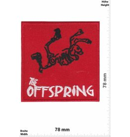 The Offspring The Offspring - red - Punkband Orange County
