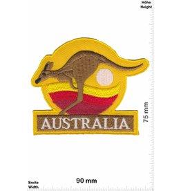 Australien, Australia Australia - Kangaroo - yellow